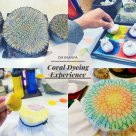 Coral-Dyeing Experience