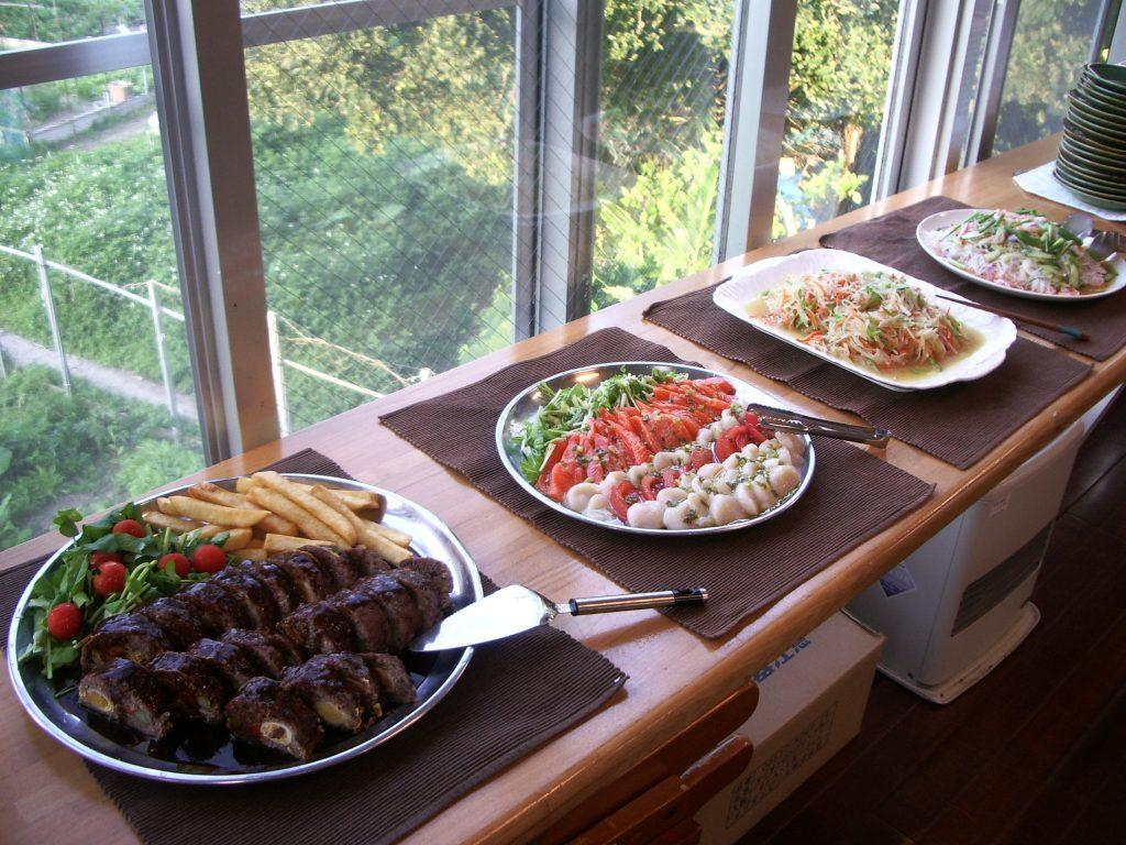 Meal-buffet