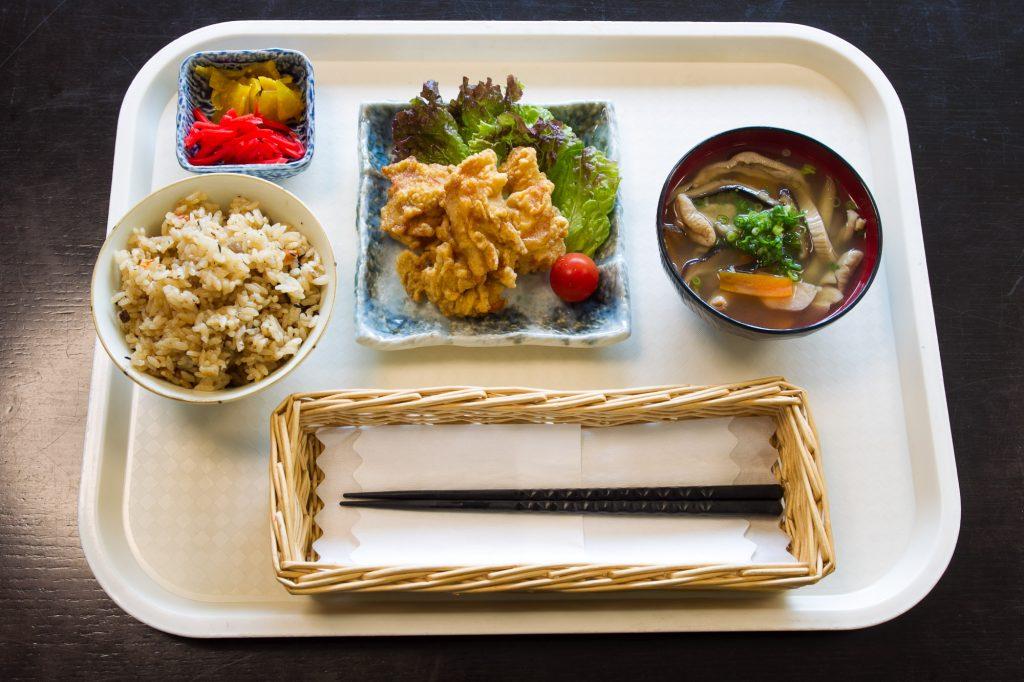Meal-set menu